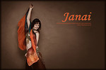 Janai - Professional Egyptian Belly Dancer & Instructor portfolio